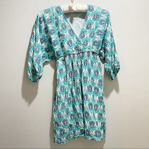 ANTIK BATIK ECLYPSE DRESS 100% Cotton